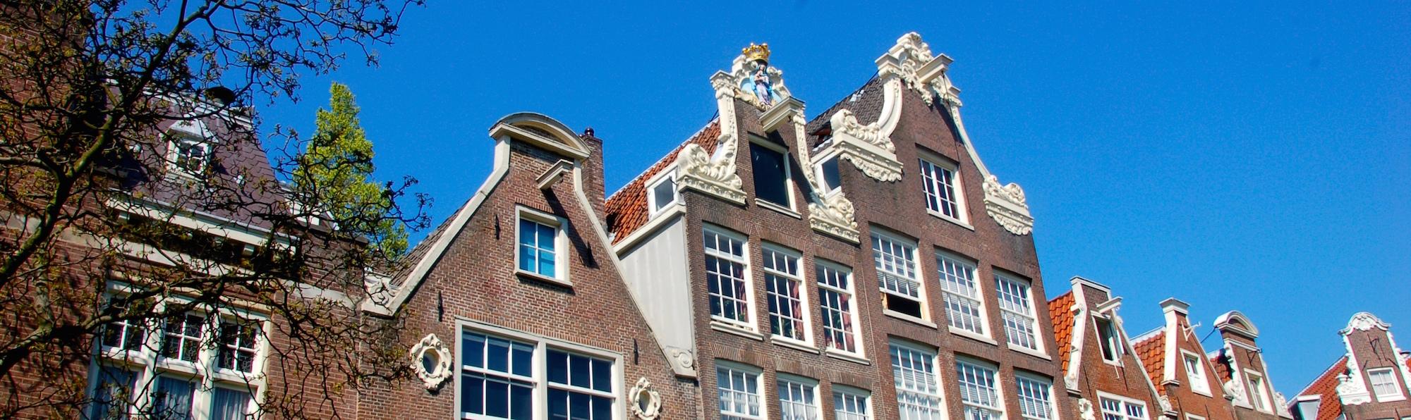 Camino plaza Spui, Ámsterdam