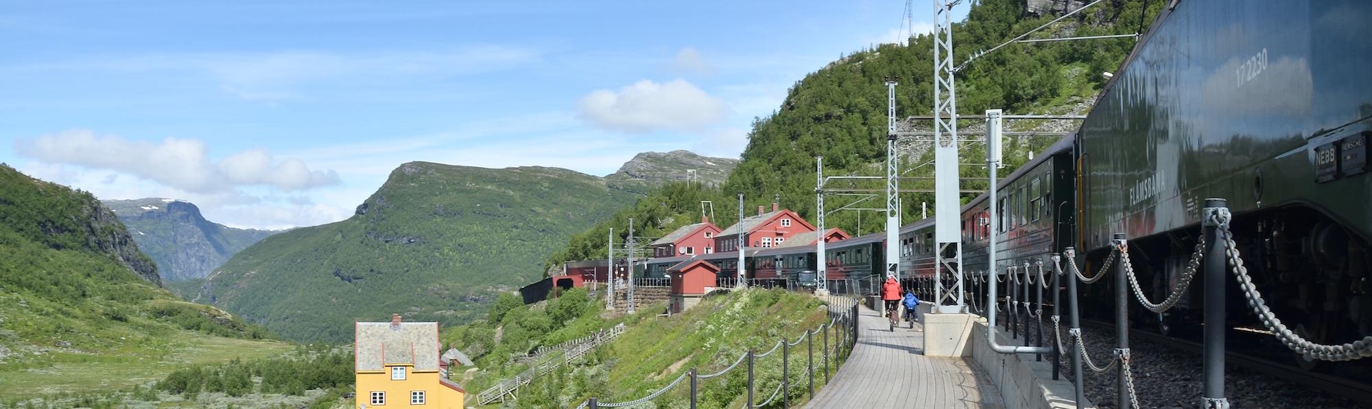 Tren Flam a Myrdal, Flam
