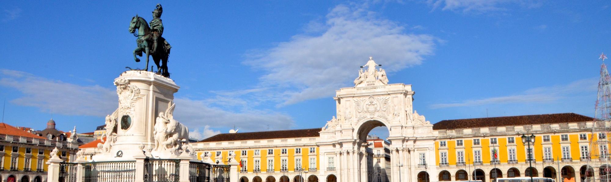 Plaça do comercio, Lisboa