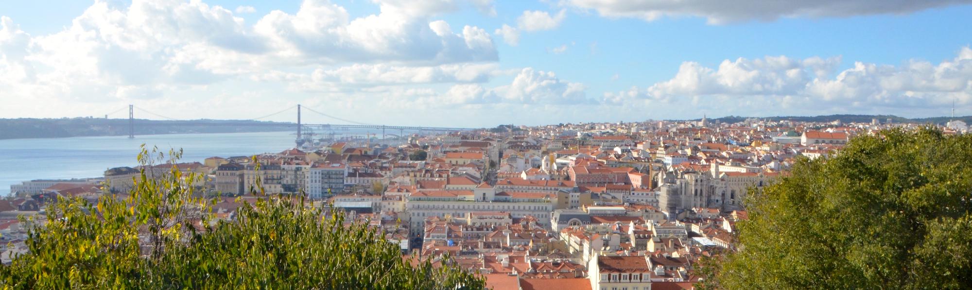 Castillo de San Jorge Abajo2, Lisboa