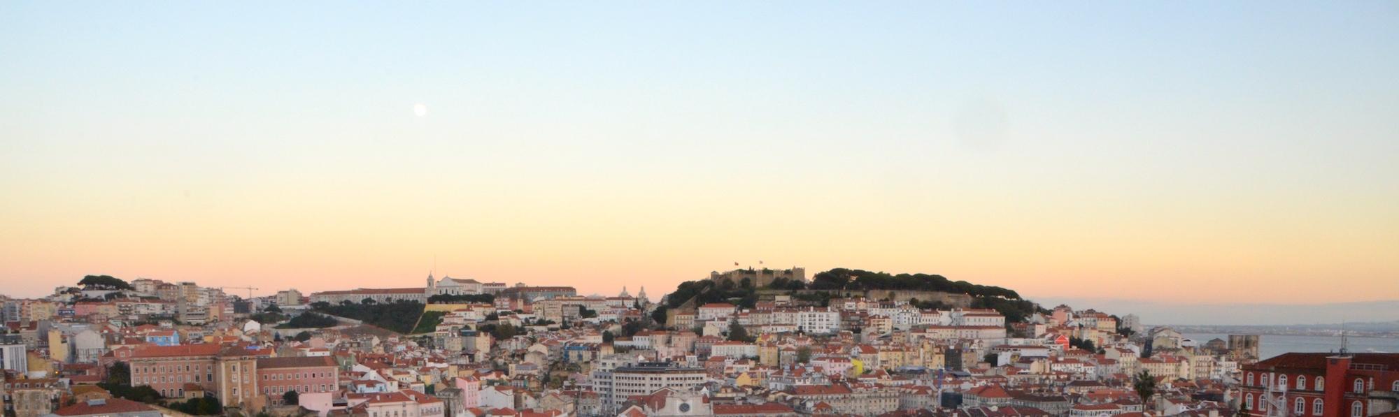 Paseo Barrio Alto Abajo, Lisboa