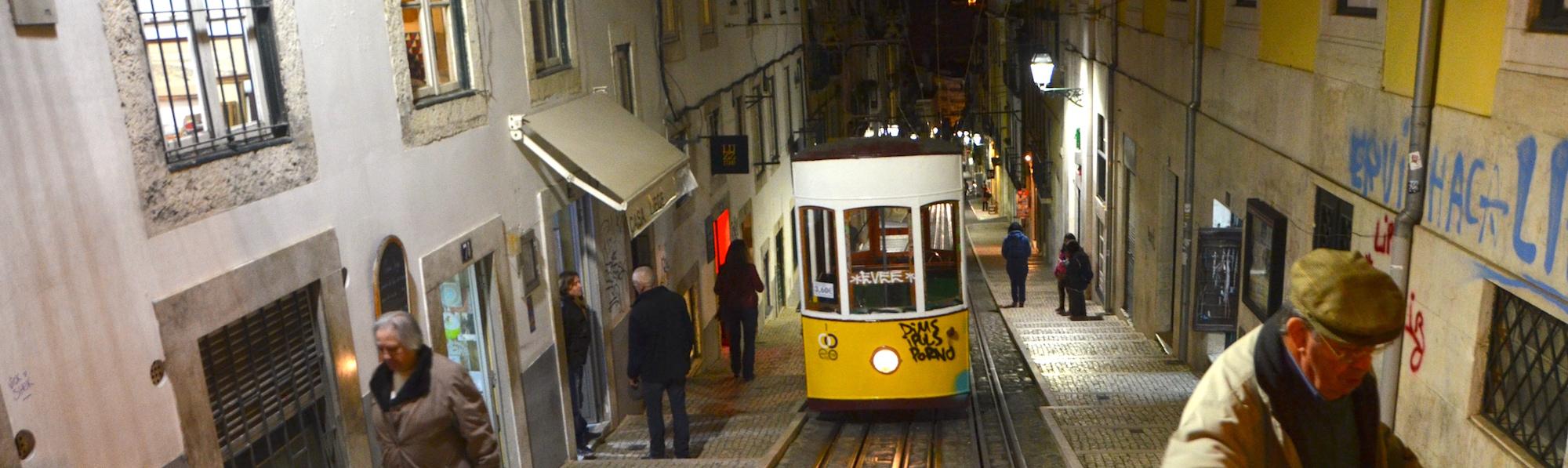 Mirador Santa Caterina Abajo, Lisboa