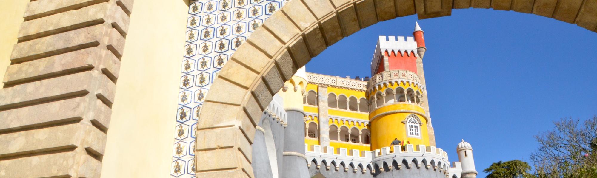 Palacio da Pena Abjao1, Sintra