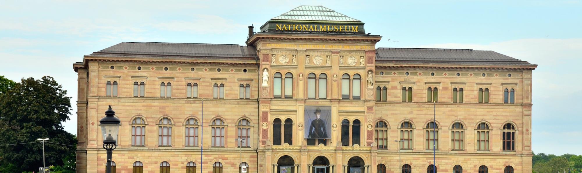 Islas de los museos, Estocolmo
