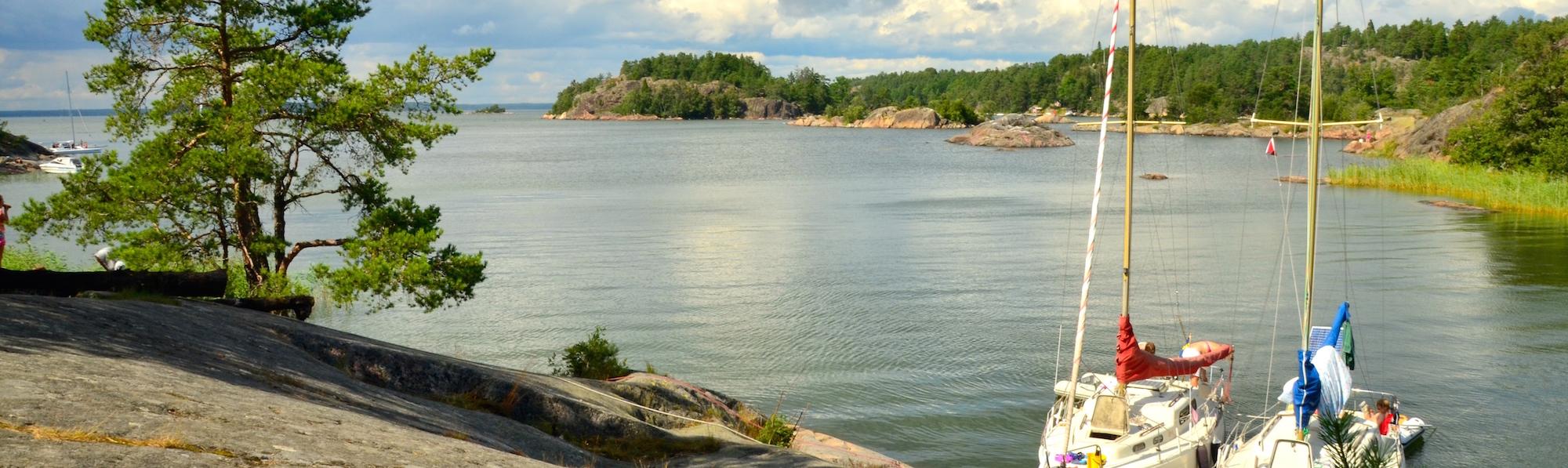 Isla de Grinda, Estocolmo
