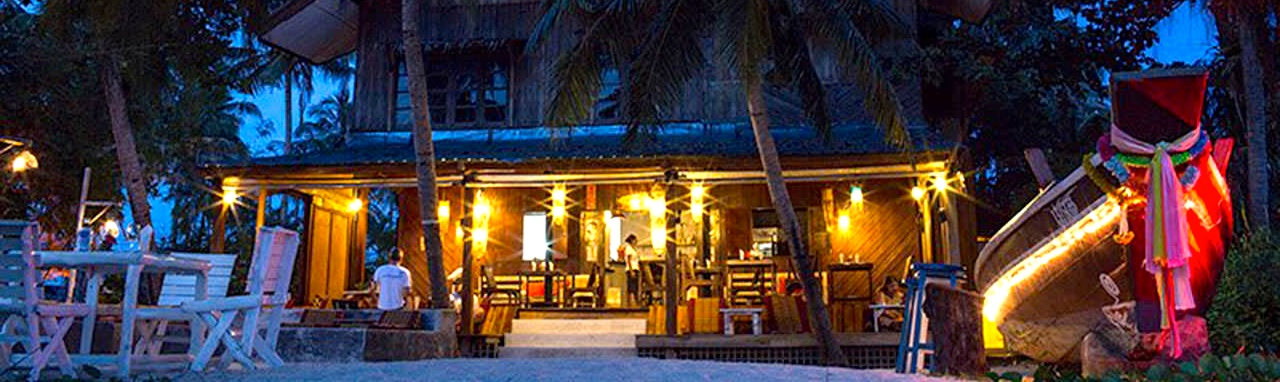 Tailandia_Koh Phangan_Beachlounge
