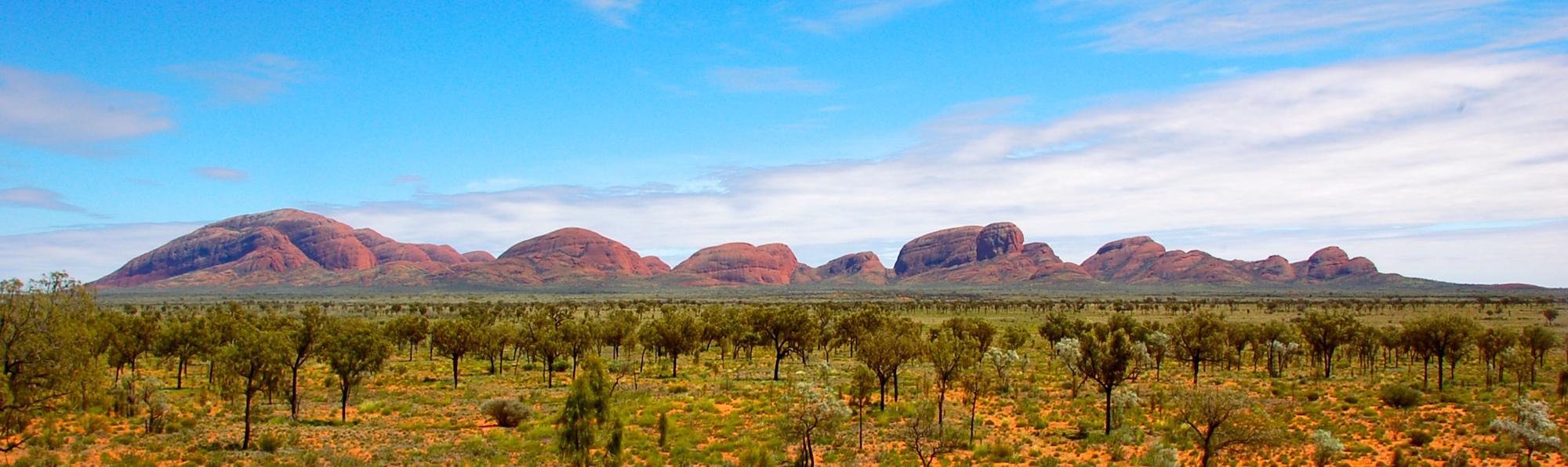 Kata Tjuta (Las Olgas), Australia