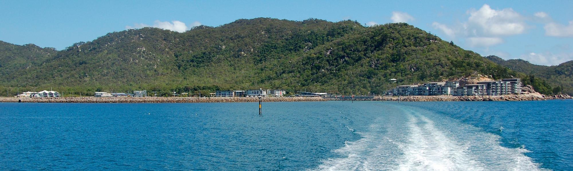 Vuelta a la isla y baño en sus playas y calas, Australia
