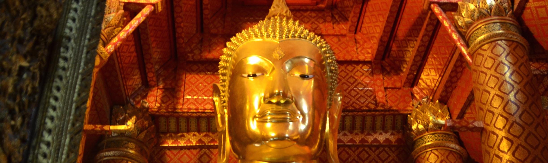 Ayutthaya_Wat Panan Choeng