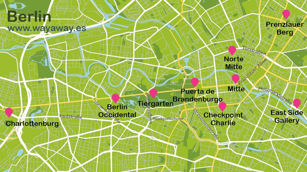 Berlin 5 #mapa #onlyes