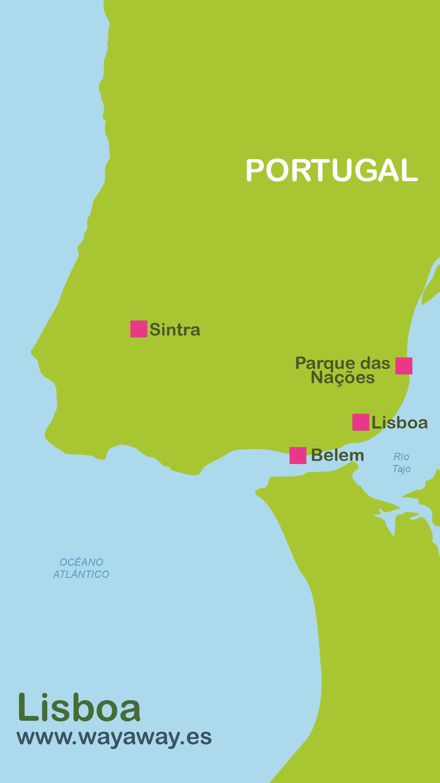 viajar a Lisboa en 5 días