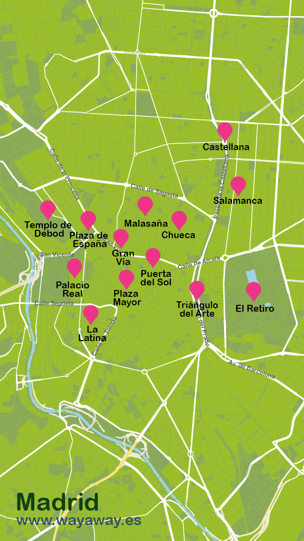viajar a Madrid en 5 días