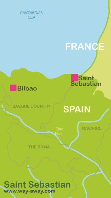 City Break San Sebastian and Bilbao in 4 days