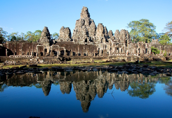 viajar a Tailandia y Camboya en tres semanas