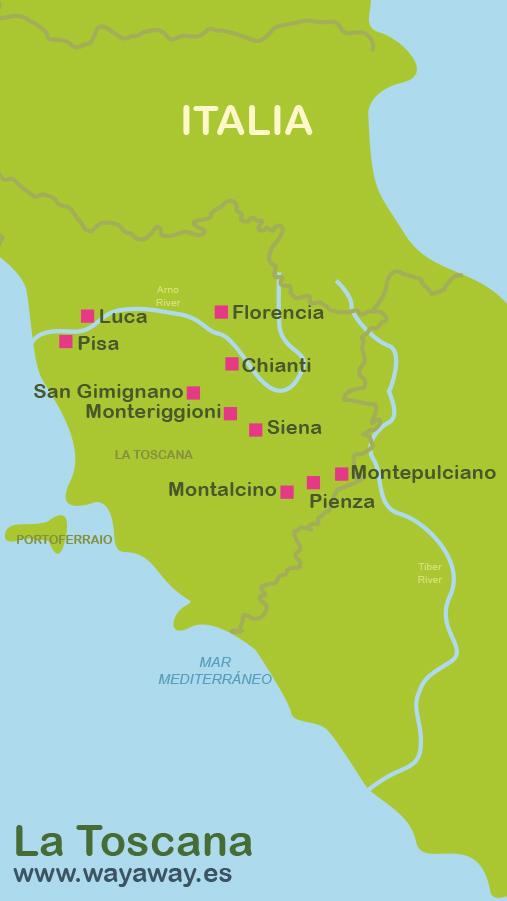 La Toscana  #onlyes