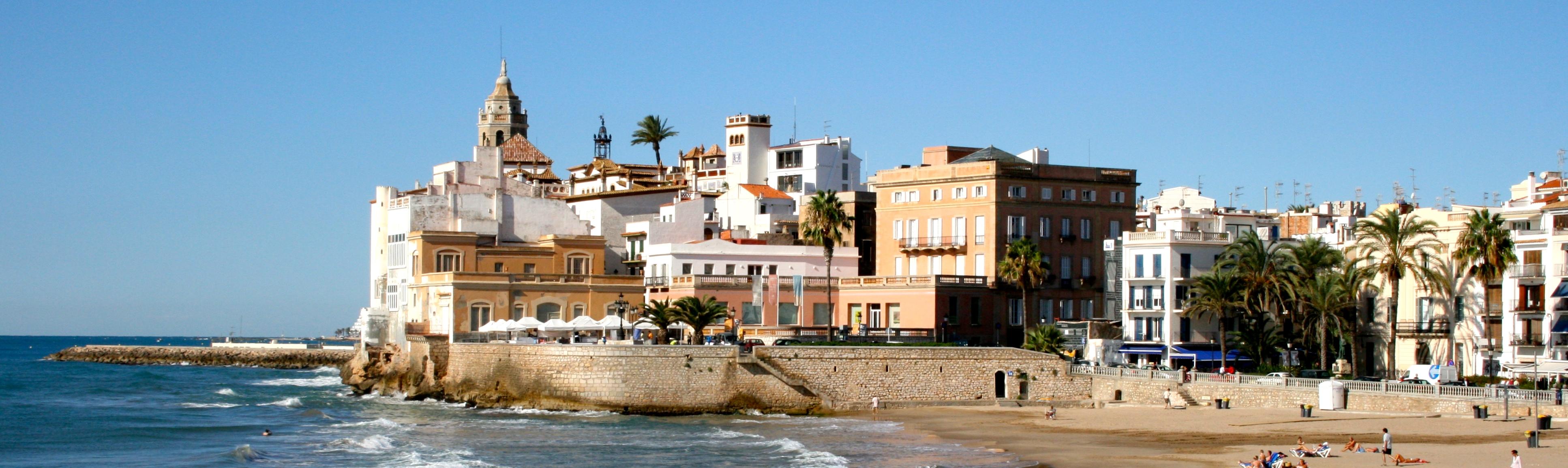 Casco Antiguo Sitges