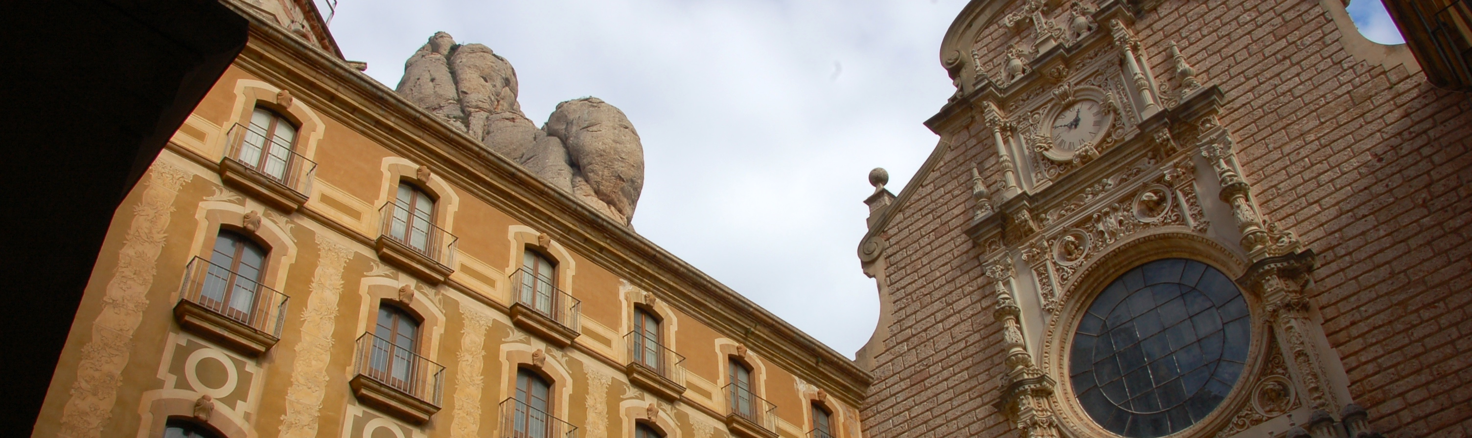 Basilica of Montserrat (1 hour):