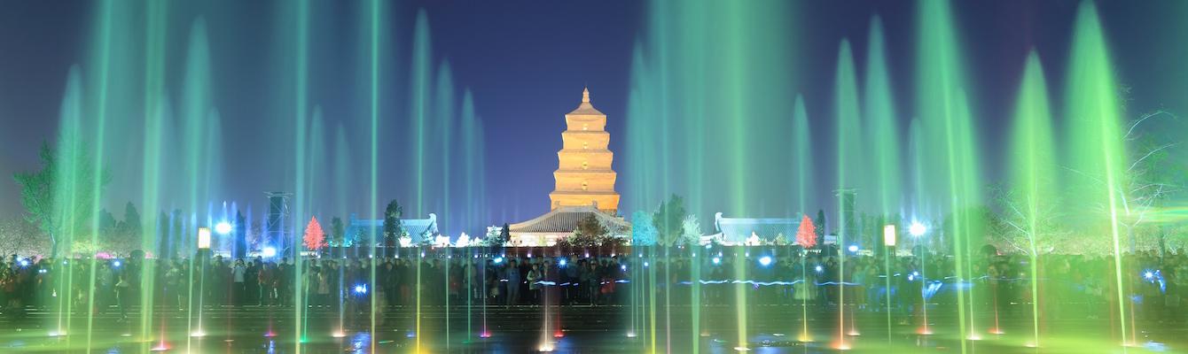 Big Goose Pagoda