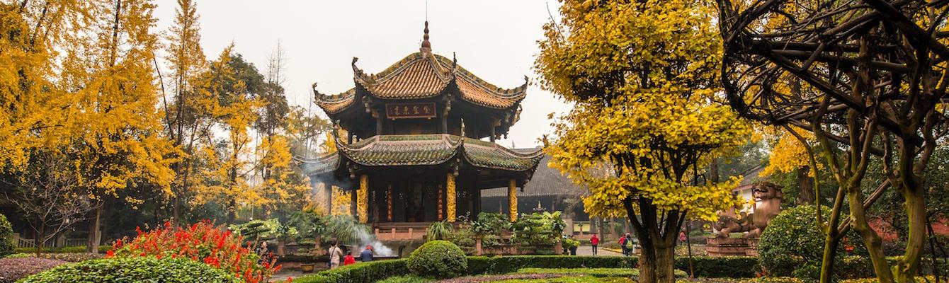 Whenshu Monastery