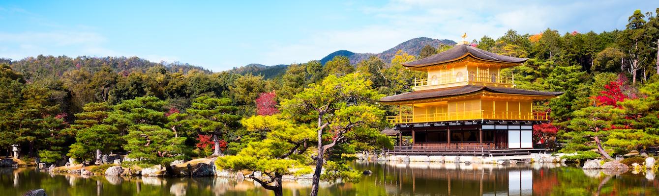 Templo Kinkakuji (Templo Dorado)