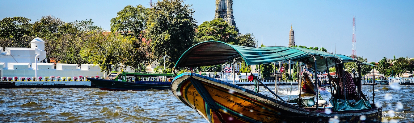 Khlongs de Bangkok