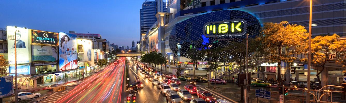 Siam y los Centros Comerciales