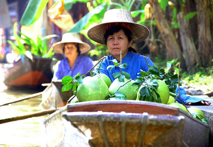 viajar a Bangkok en 4 días