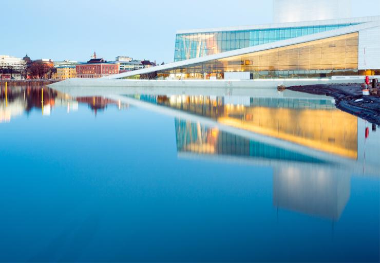 viajar a Noruega en 10 días