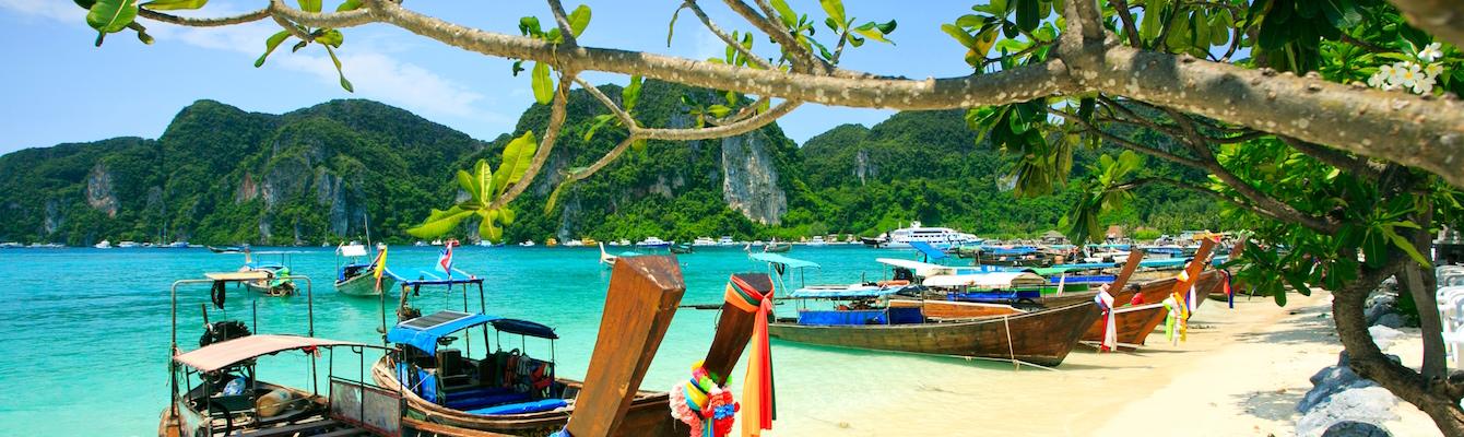 Las islas Phi Phi