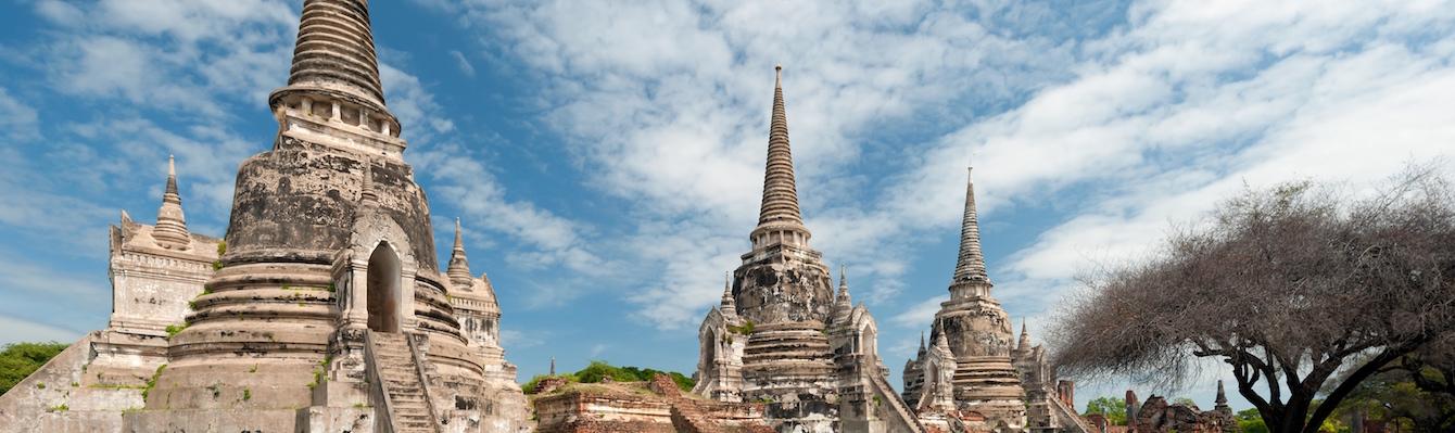 Wat Phra Si Sanphet (Royal Palace)