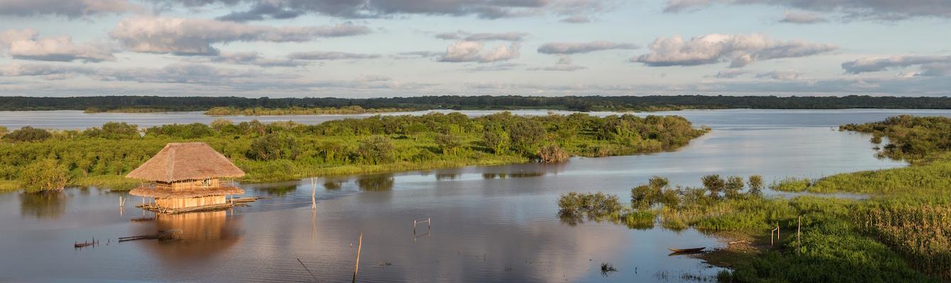 Expedición por el Amazonas, día 3