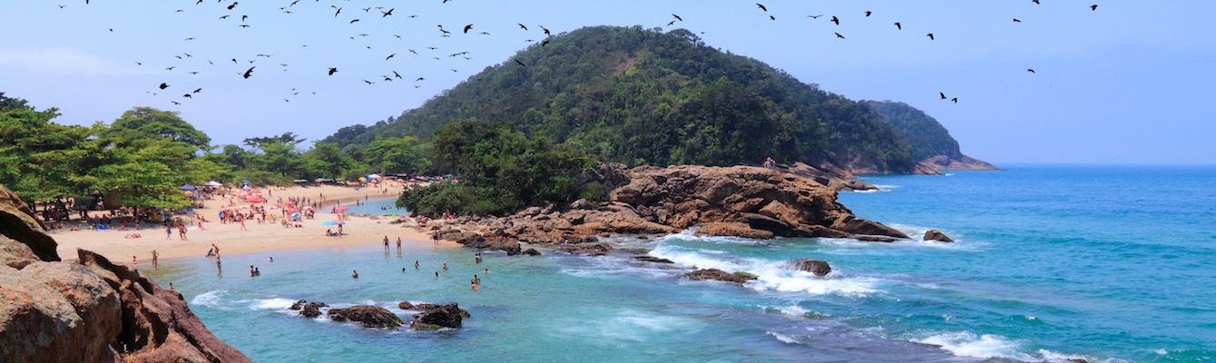 La Praia do Meio