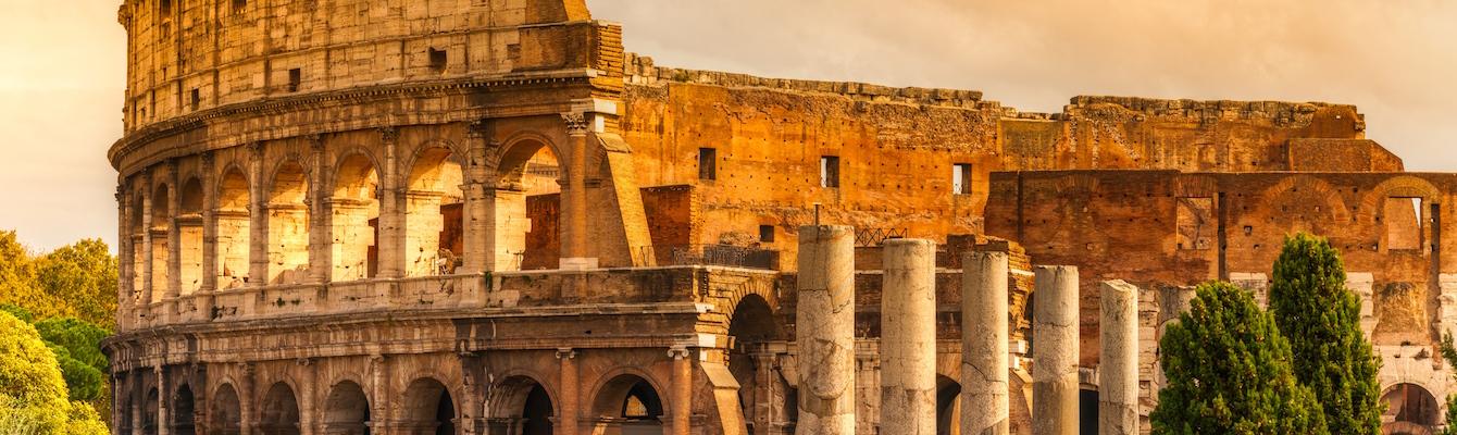 el Colosseum, Roma