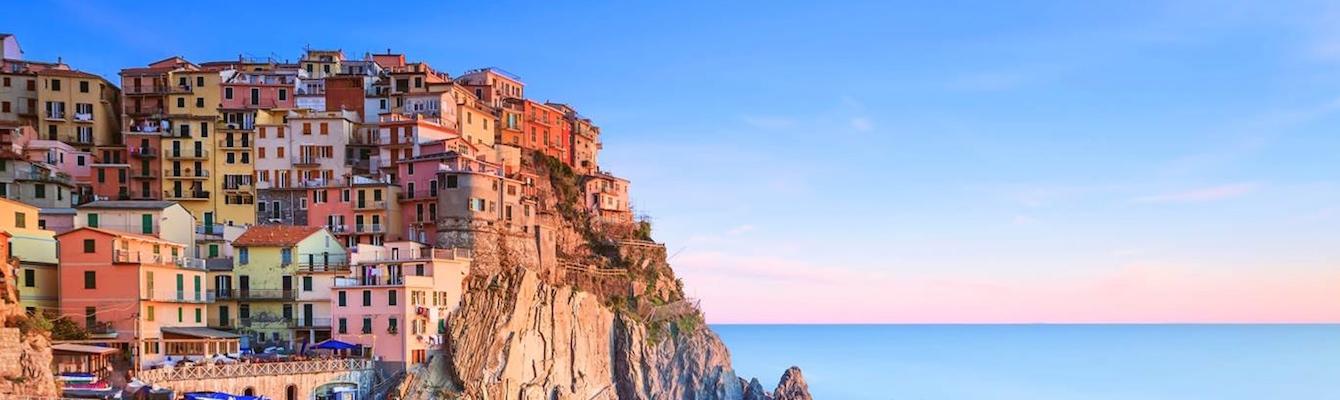 Excursión por Cinque Terre