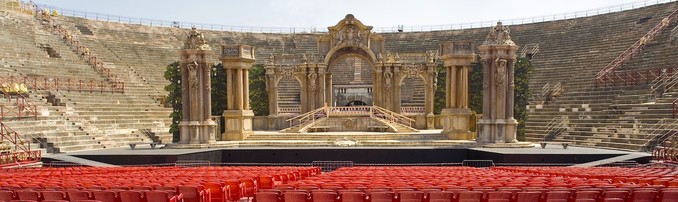 Ópera en la Arena de Verona