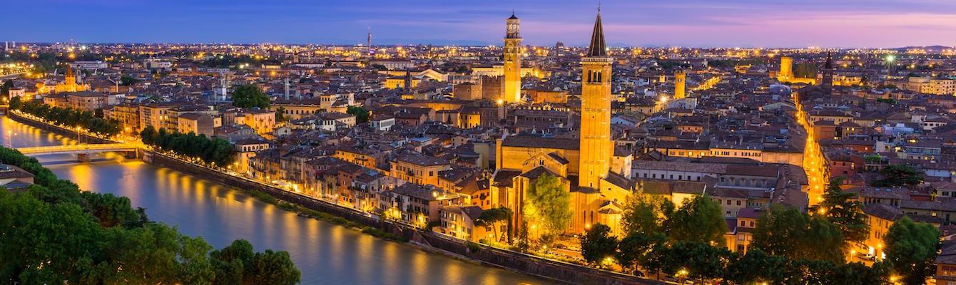 Visita a Verona