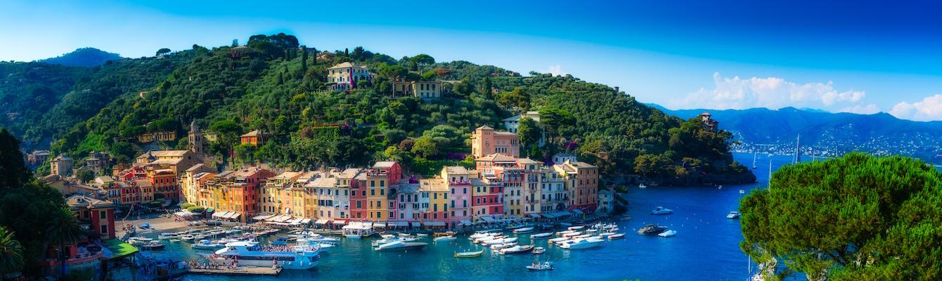 Visita a Portofino