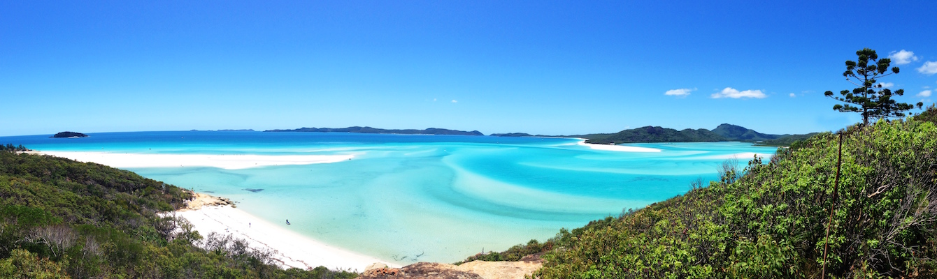 Whitsundays y Whitehaven Beach
