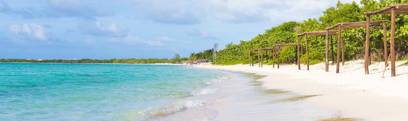 Las playas de Cayo Coco