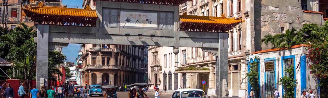 El Barrio Chino, La Habana