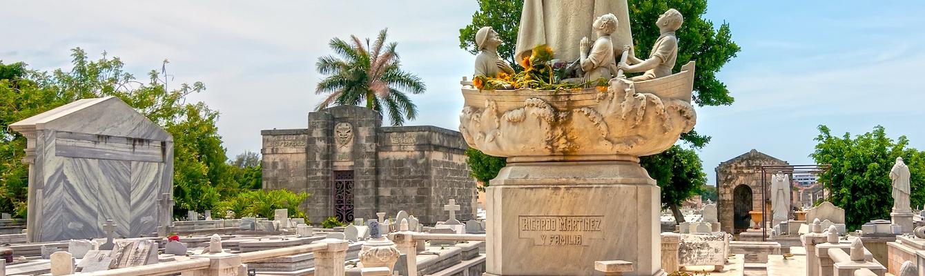 El Cementerio Cristóbal Colón