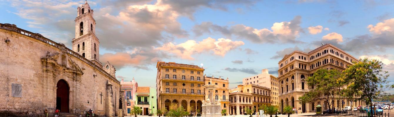 La Plaza de San Francisco, La Habana
