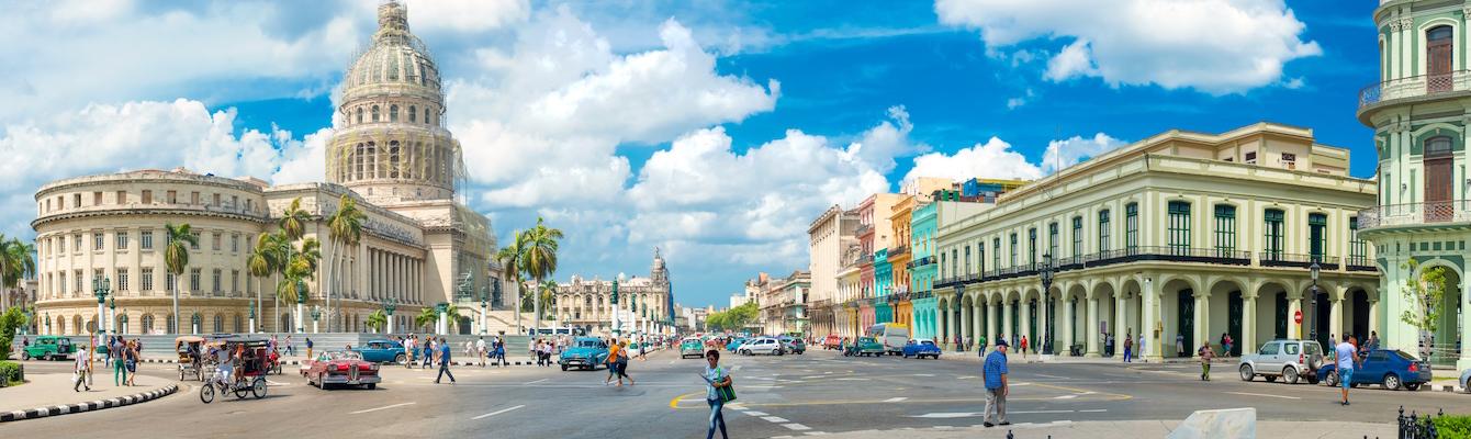 Parque Central, La Habana