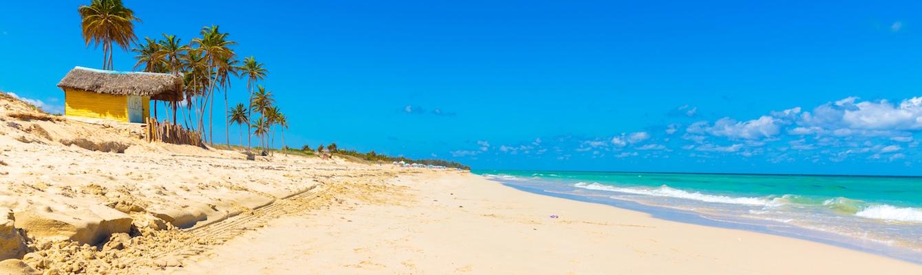 Playa del Este, La Habana