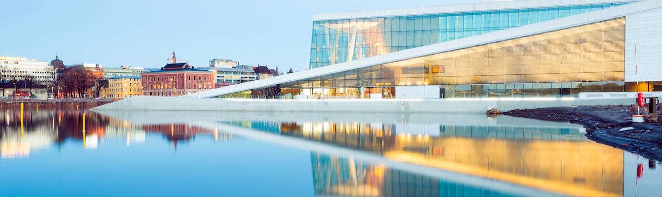 El Opera House de Oslo