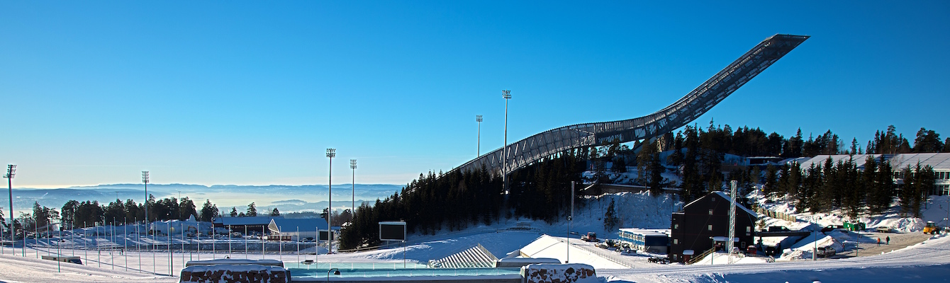 Salto de Ski de Holmenkollen