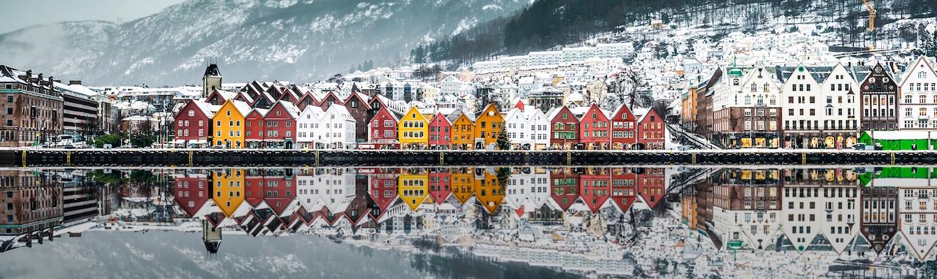 El Bryggen de Bergen