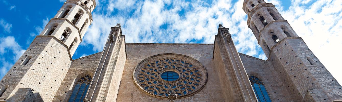 Iglesia Santa María del Mar, Barcelona