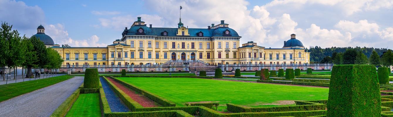 El Palacio de Drottningholm, Estocolmo
