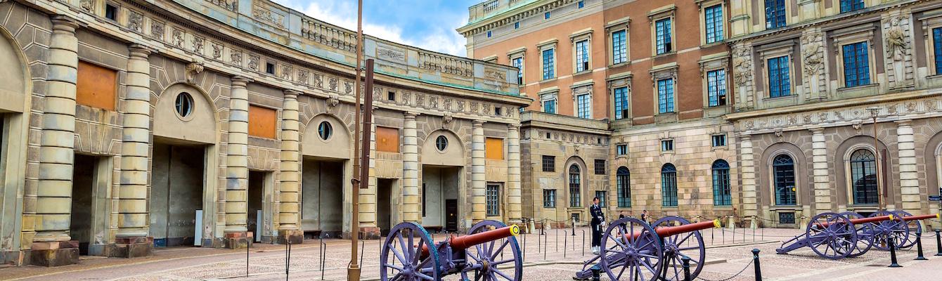El Palacio Real (Kungliga Slottet)